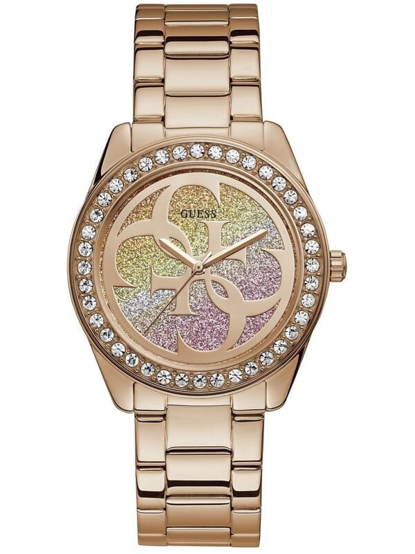 Guess W1201L3 G TWIST Dames Horloge